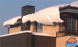 Вес снега на 1 м2